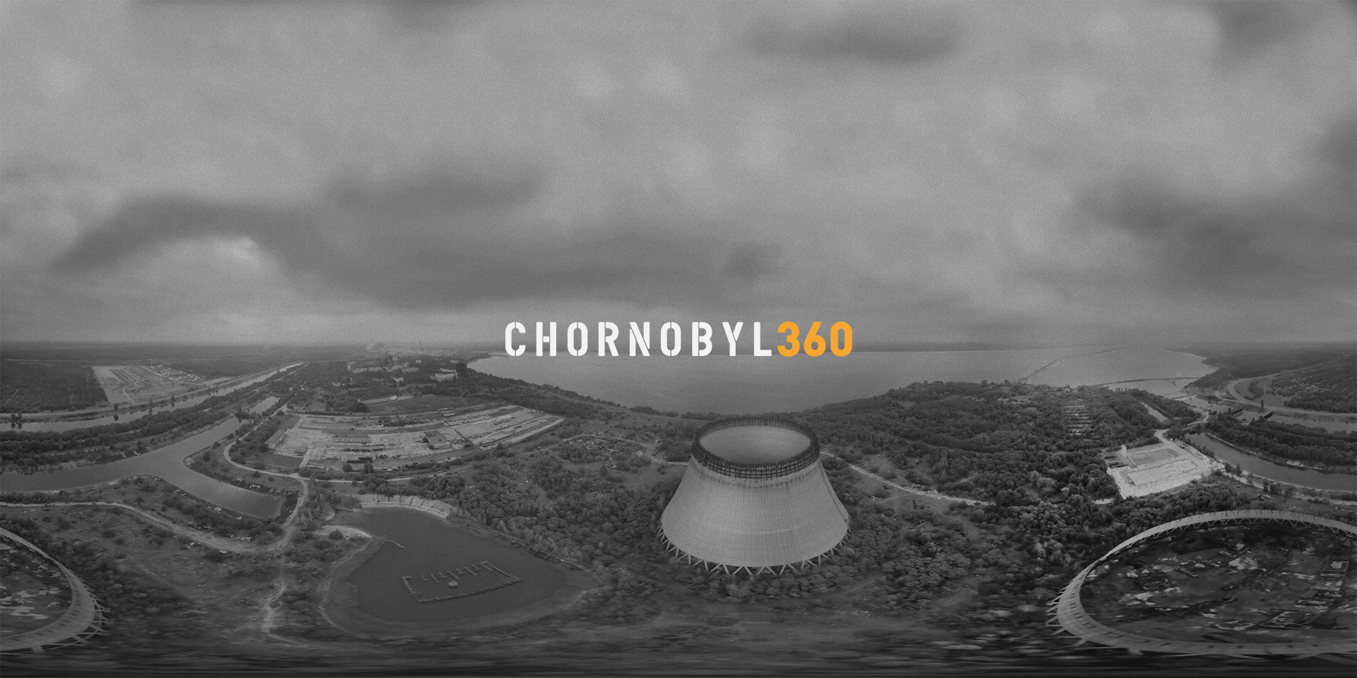 panorama of chornobyl