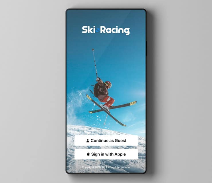US SKI TEAM next project
