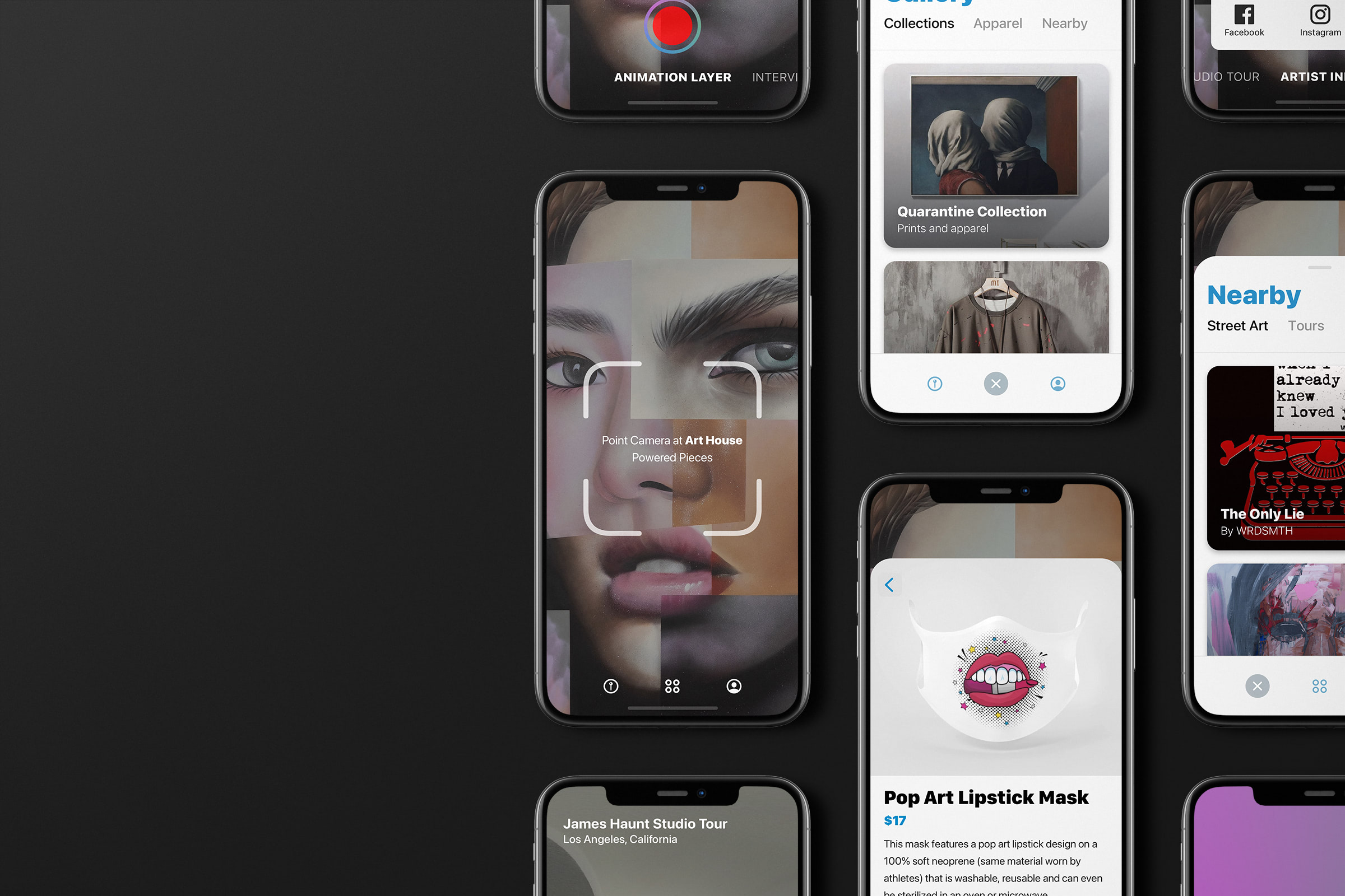 Art House App Overview